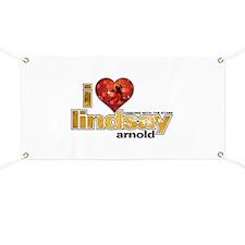 I Heart Lindsay Arnold Banner