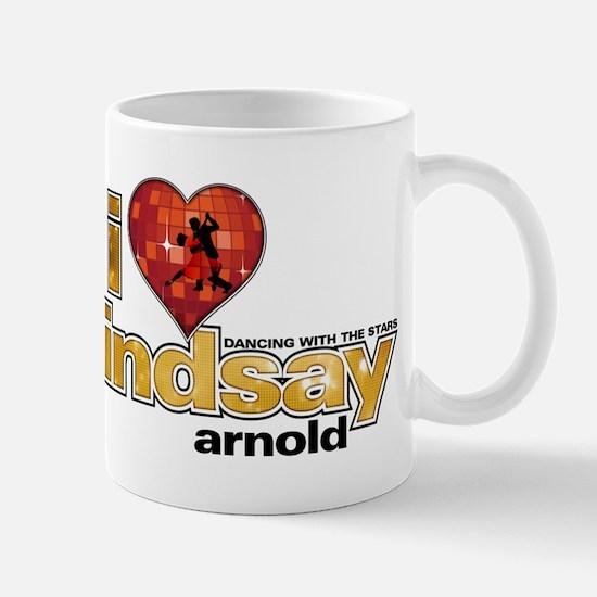 I Heart Lindsay Arnold Mug