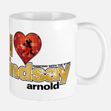 I Heart Lindsay Arnold Small Mugs