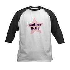 Kathleen Rules Tee
