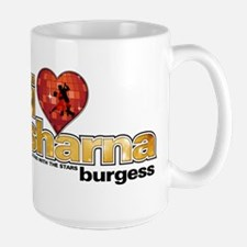 I Heart Sharna Burgess Ceramic Mugs