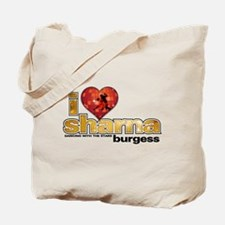 I Heart Sharna Burgess Tote Bag