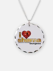 I Heart Sharna Burgess Necklace