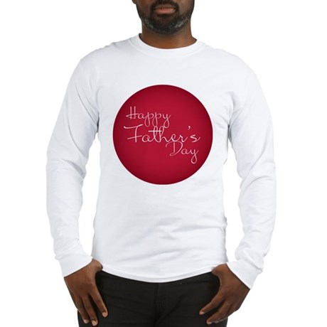 Happy Father´s Day Long Sleeve T-Shirt