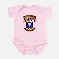 NAVY - PO3 Infant Bodysuit