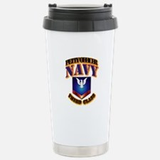 NAVY - PO3 Travel Mug