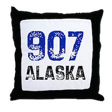 907 Throw Pillow