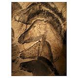Chauvet cave Posters