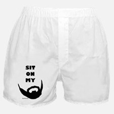 Sit On My Beard Boxer Shorts