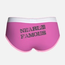 Nearly Famous Women's Boy Brief