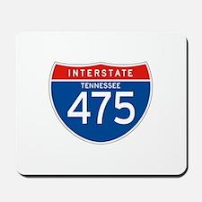 Interstate 475 - TN Mousepad