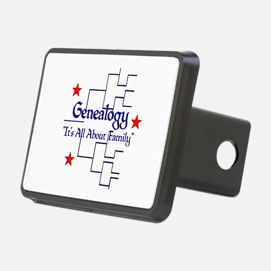 Family Tree Chart Hitch Cover