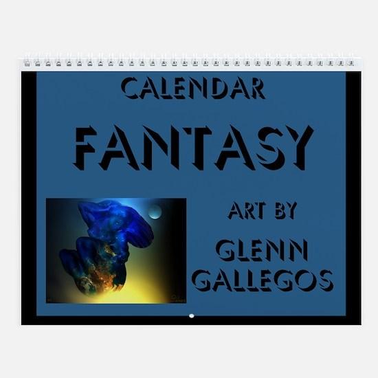FANTASY - Wall Calendar