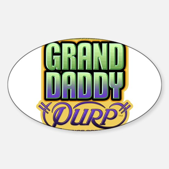 Grand Daddy Purp Decal