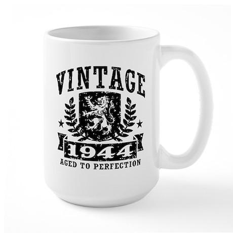 Vintage 1944 Large Mug