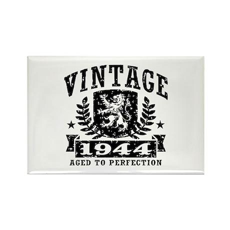Vintage 1944 Rectangle Magnet