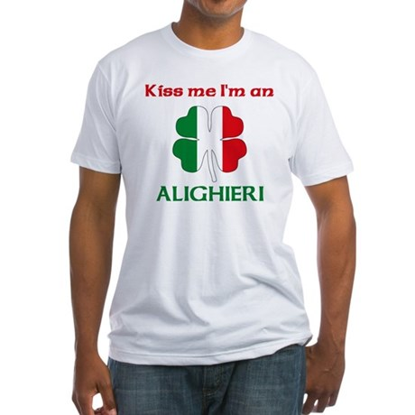 Alighieri Family Fitted T-Shirt