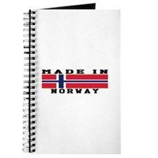 Norway Made In Journal