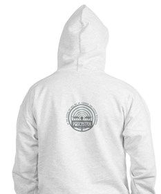 Podcasting 15 MB of Fame Hoodie