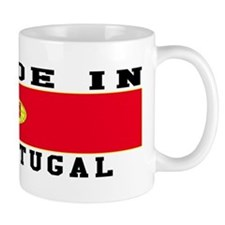 Portugal Made In Mug