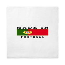 Portugal Made In Queen Duvet