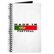Portugal Made In Journal