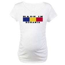 Romania Made In Shirt