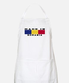 Romania Made In Apron