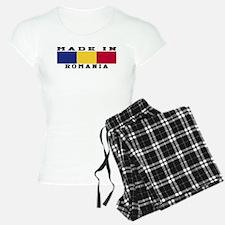 Romania Made In Pajamas