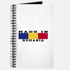 Romania Made In Journal