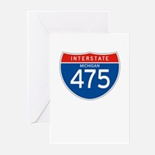 Interstate 794 - WI Greeting Cards (Pk of 10)