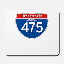 Interstate 794 - WI Mousepad