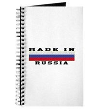 Russia Made In Journal