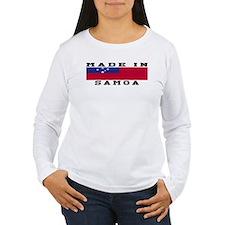 Samoa Made In T-Shirt