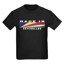 Seychelles Made In T
