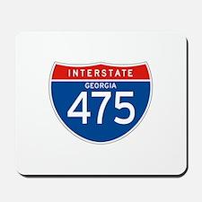 Interstate 475 - GA Mousepad