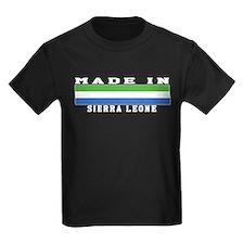 Sierra Leone Made In T