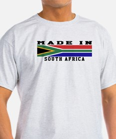 South Africa Made In T-Shirt