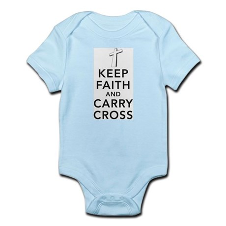 Keep Faith and Carry Cross Body Suit