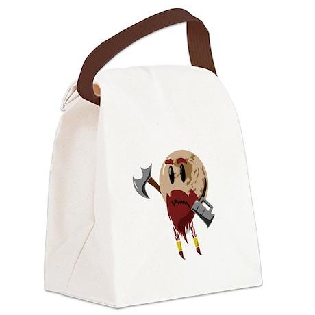 Pluto the Dwarf Planet Canvas Lunch Bag