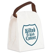 Cute Non profit Canvas Lunch Bag
