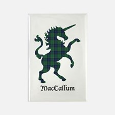 Unicorn - MacCallum Rectangle Magnet