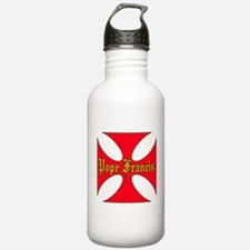 Pope Francis 2013 Water Bottle