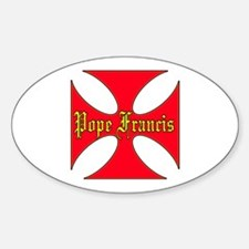 Pope Francis 2013 Decal