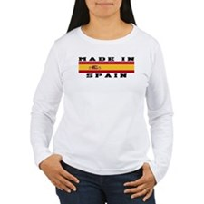Spain Made In T-Shirt