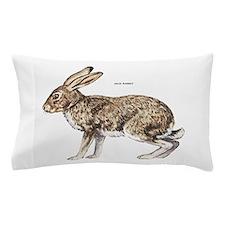 Jack Rabbit Pillow Case