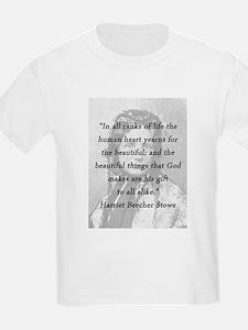 Stowe - Ranks of Life T-Shirt