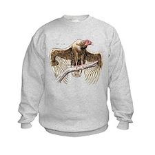Turkey Vulture Bird Sweatshirt
