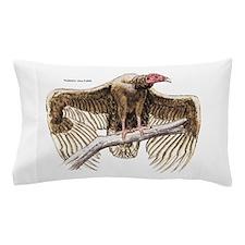 Turkey Vulture Bird Pillow Case