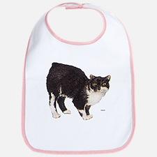 Manx Cat Bib